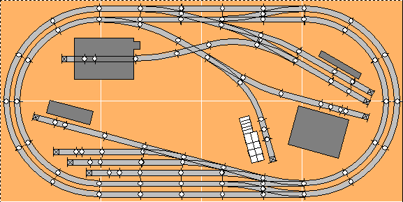 Mike S Small Trackplans Page